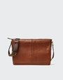 Enzo shoulder bag Brown Saddler