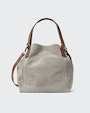 Inés tote bag Grey Saddler