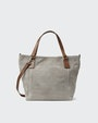 Inés tote bag Beige Saddler