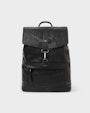 Derek backpack Black Saddler