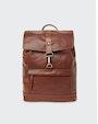 Derek backpack Brown Saddler