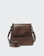 Merel shoulder bag Dark brown Morris