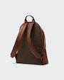 Lucas backpack Brown Saddler
