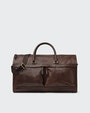 Orlando weekend bag Dark brown Saddler