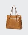 Ystad shoulder bag Light brown Saddler