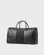 Ulricehamn weekend/garment bag Black Saddler