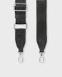 Sigtuna shoulder bag Black Saddler