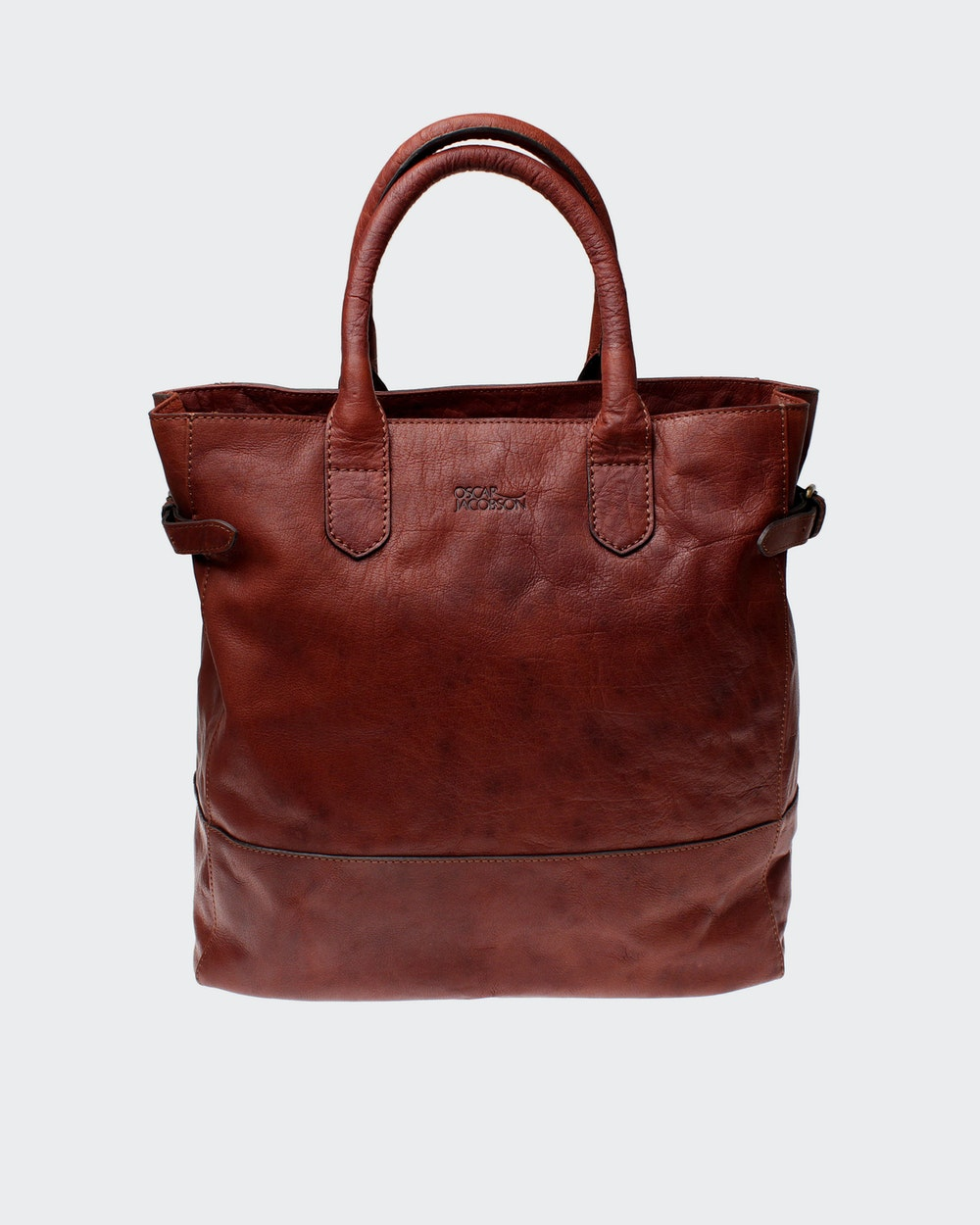 Ilkka tote bag Brown Oscar Jacobson