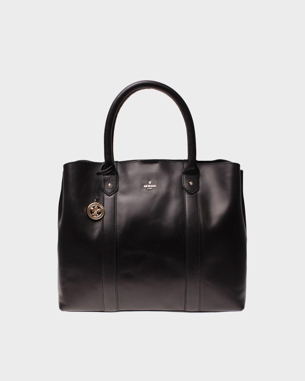 Kate tote bag Black Morris