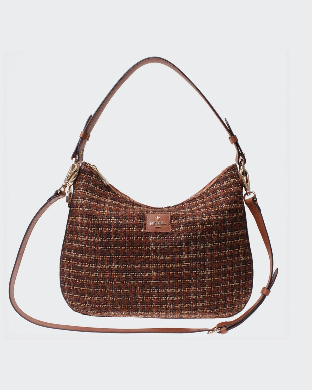 Anne handväska Brown Morris