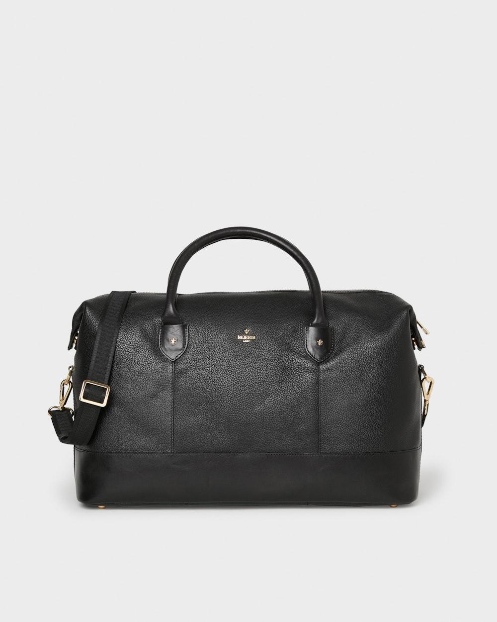 Eve weekend bag Black Morris