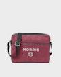 Donovan messenger bag Red Morris