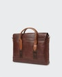 Thomas messenger bag Brown Morris