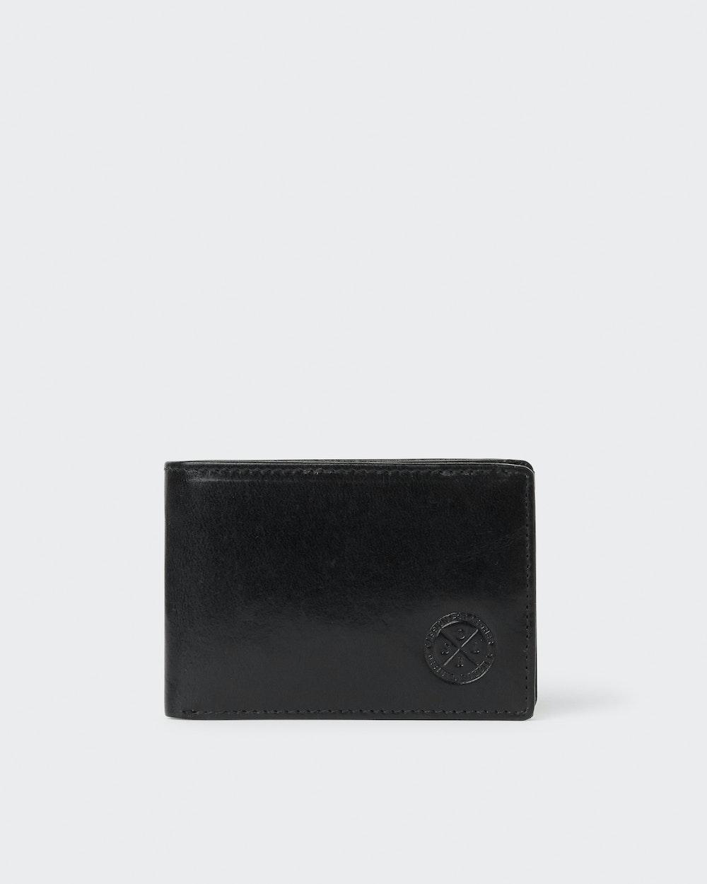 Rybakken wallet Black Saddler